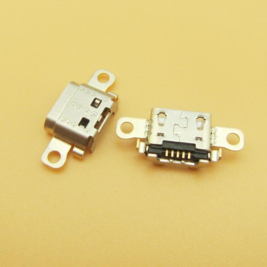 2pcs Micro mini 5pin jack USB Charging Socket Port Connector for Amazon Kindle Fire 7th Gen SR043KL 5pins