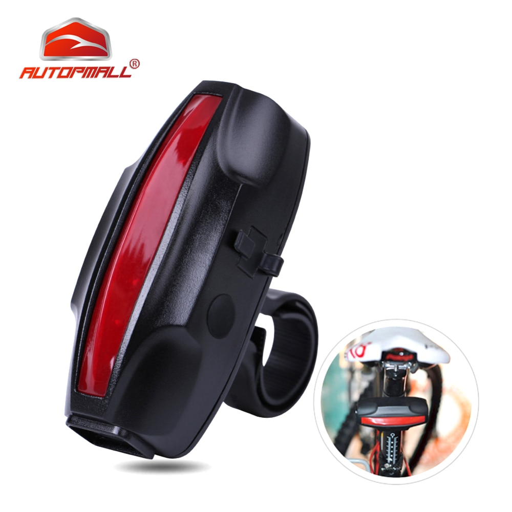 Bicycle GPS Tracker Bike Taillight 2600mAh Battery Waterproof IPX7 Free Web APP Bike GPS Locator T19 Watchdog CPU Anti-theft