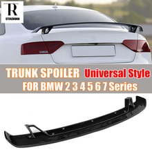 Carbon Fiber Universal Style Rear Trunk Wing Spoiler for BMW 2 3 4 5 6 7 Series F22 F87 E90 E92 F30 F32 F36 & M2 M3 M4 M5