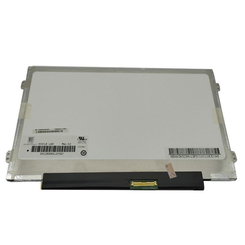 "Nueva pantalla LCD LED de 10,1 ""para máquinas 355 355-n571g25 serie pav70 delgada"