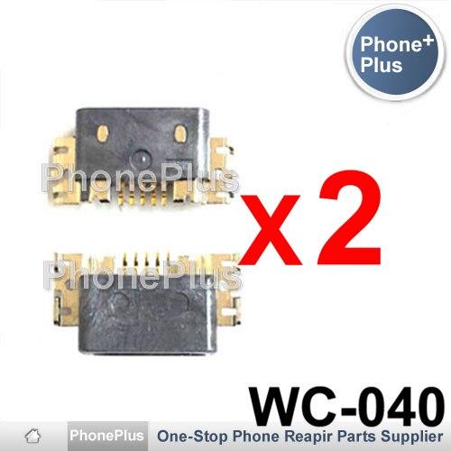 2 uds para Nokia Lumia 720 820 conector de puerto de carga...