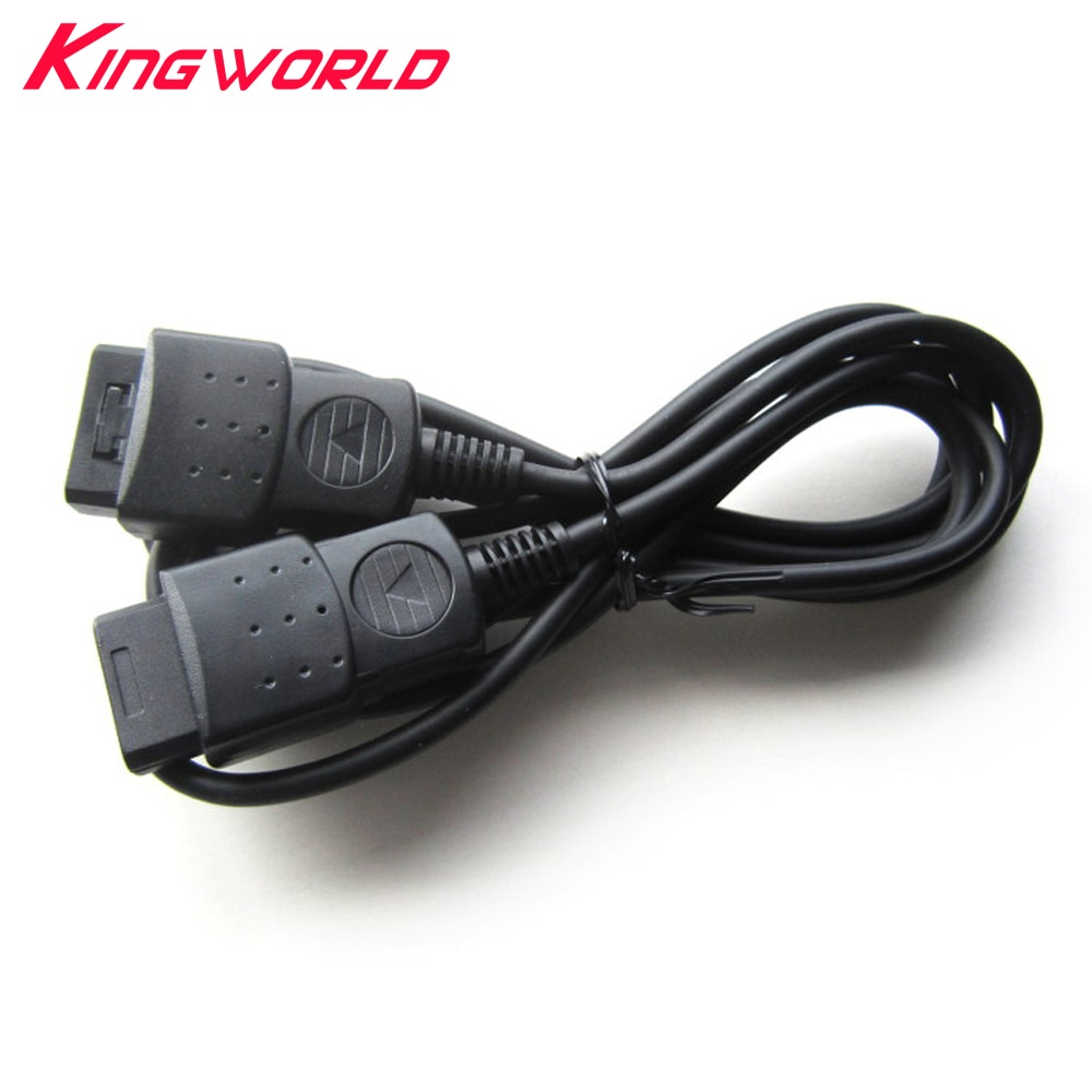 Cable de extensión de controlador de alta calidad 1,8 M para Sega Saturn Gamepad Cable de extensión de Joystick