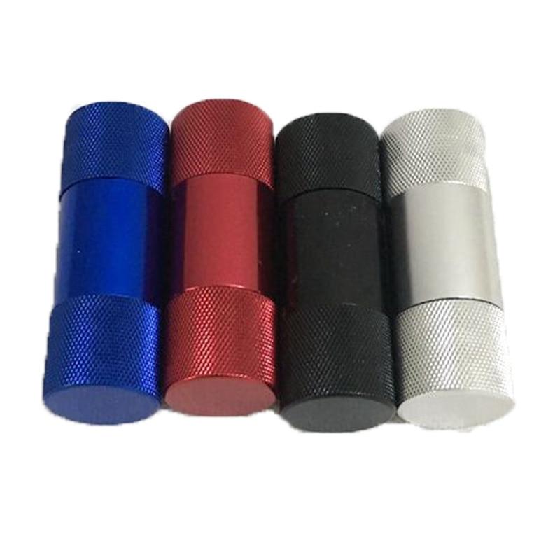 Pollen Press White Black Red Blue Color for Hookah Shisha Chicha Glass Pipe Water Pipe  Herb Tobacco Cigarette Smoke