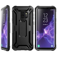 For Samsung Galaxy S9 Plus Case SUPCASE Unicorn Beetle Series TPU + Tough Polycarbonate Premium Hybrid Protective Back Cover