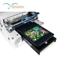 A3 digitale t-shirt drukmachine dtg printer voor t-shirt met emboss effect foto