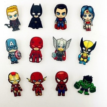 Marvel Distintivi e Simboli Avengers Spilla Spilli Thor Spille Film Endgame Gioielli Iron Man Captain America Spiderman Spille Per Le Donne Degli Uomini del Regalo