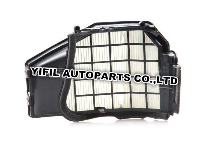 Fuera de la cabaña de filtro de aire de LA826 4FD819441 para Audi C6 A6L 2,8, 2009