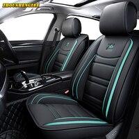 NEW Luxury leather car seat covers For skoda karoq dodge ram 1500 suzuki ignis citroen c4 grand picasso ford explorer car seats