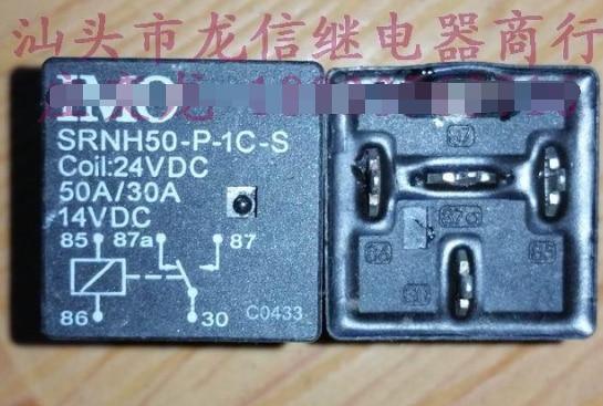 Relés SRNH50-P-1C-S V4-1C-P-24V-50A