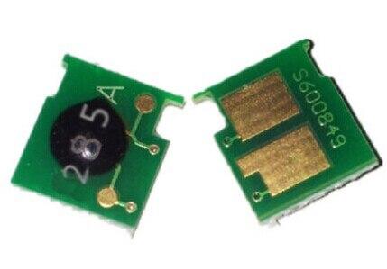 Hisaint, 5 uds, envío gratis, CE285A, Chip de cartucho de tóner para impresora láser 285A HP LaserJet Pro P1102/M1130/M1132/M1210/m121212nf