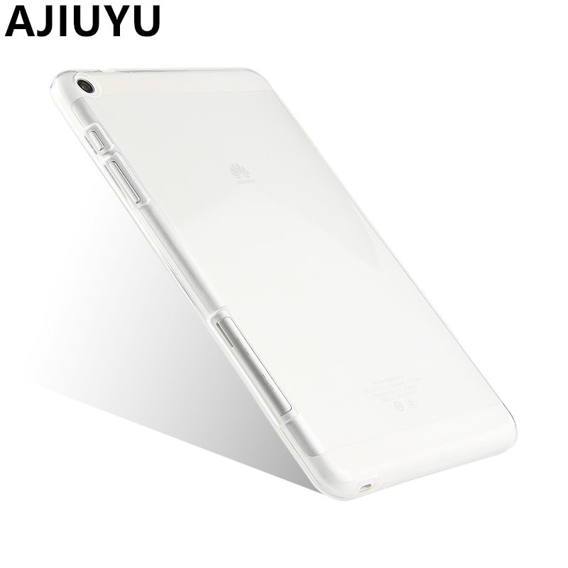 Caso Para Huawei MediaPad T1 T1 8.0 TPU Tampa Inteligente 8 Caso Honor S8-701u Tablet T1-821W T1-823L 701 w Couro Protetora protetor