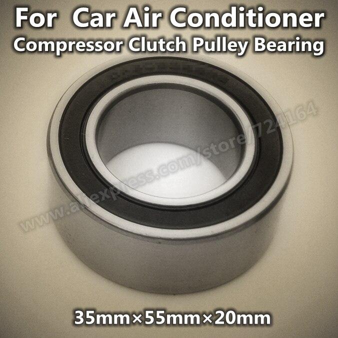 35*55*20 мм воздушный компрессор кондиционера A/C, ролик сцепления с подшипником 35BD5520 35BG05S10G DAC35550020 35BD219DUK/DUR/V/T12 DAC3555RD3H