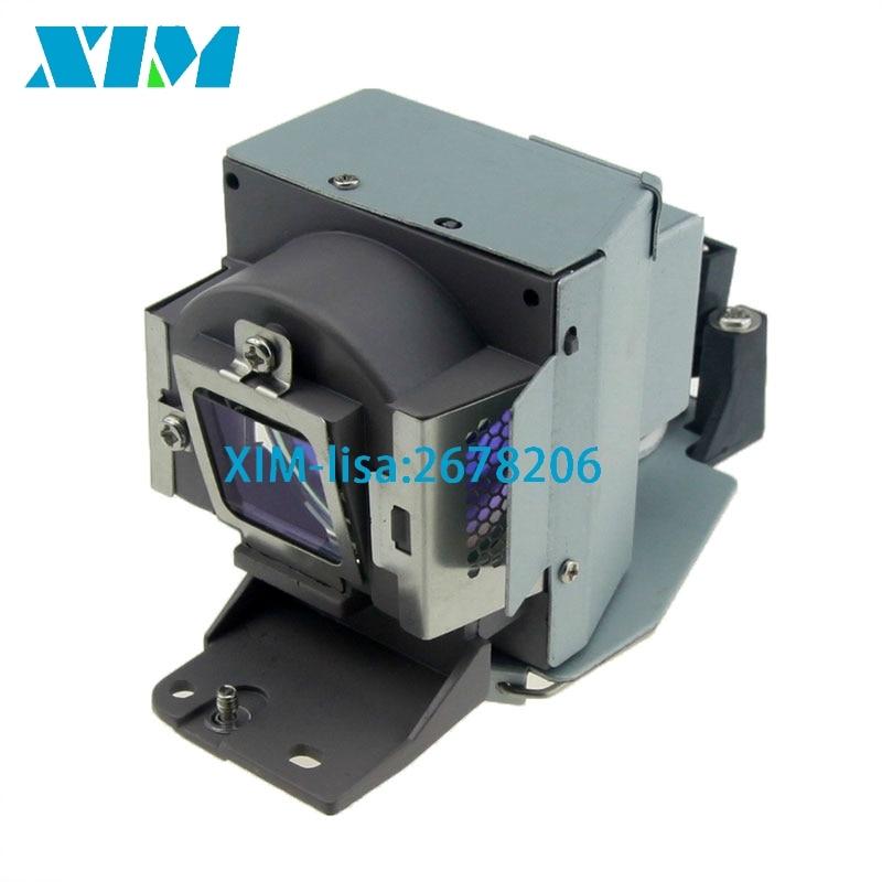 Бесплатная доставка Замена лампы проектора с корпусом 5j.j8g05001 для Benq MX618ST с гарантией 180 дней