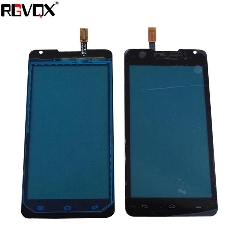 """4,5 """"C8813 nueva pantalla táctil para Huawei Ascend C8813 Y530 digitalizador cristal frontal lente Panel Sensor de reemplazo reparación"""