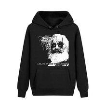 Bloodhoof Darkthrone Panzerfaust album Heavy Metal Black Metal music black new hoodie Asian Size