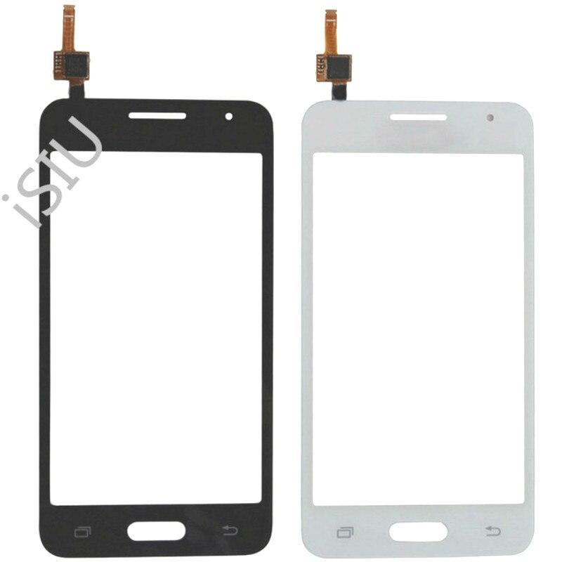 4,5-дюймовый ЖК-дисплей сенсорный экран для Samsung Galaxy Core II 2 Duos SM-G355H G355 G355H Сенсорная Панель переднее стекло