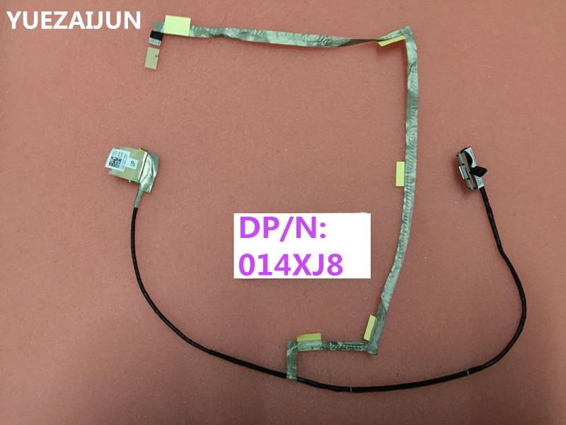 Nuevo/ORIG cable de pantalla LCD para Dell Inspiron 7000 de 7557 de 7559 cable LVDS de LCD 014XJ8 DD0AM9LC000