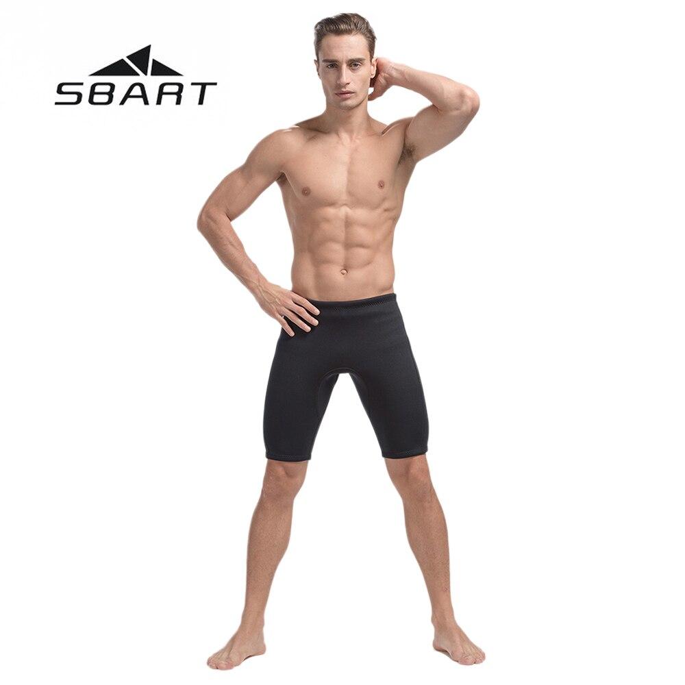 SBART 3mm Neopren Männer Kite Surfen Windsurfen Neoprenanzug Rash Guard Badehose Badeanzug Scuba Tauchen Schnorcheln Shorts
