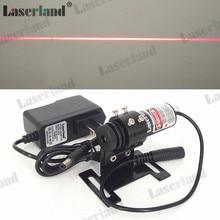 Laserland 2270 Focusable 650nm 660nm 40 Mw Rode Lijn Diode Laser Locator Module
