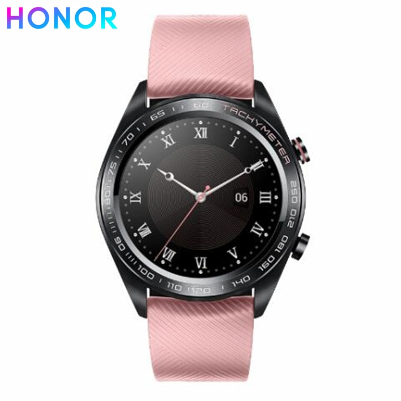 "Original Huawei Honor Watch Dream Smart Watch Sleek Slim Long Battery Life GPS Heart Rate Tracker 1.2"" AMOLED Women Watches"