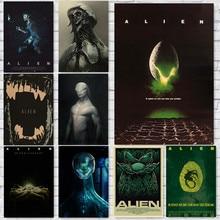 Alien Movie Vintage Posters Muurstickers Woondecoratie Home art Merk MO40