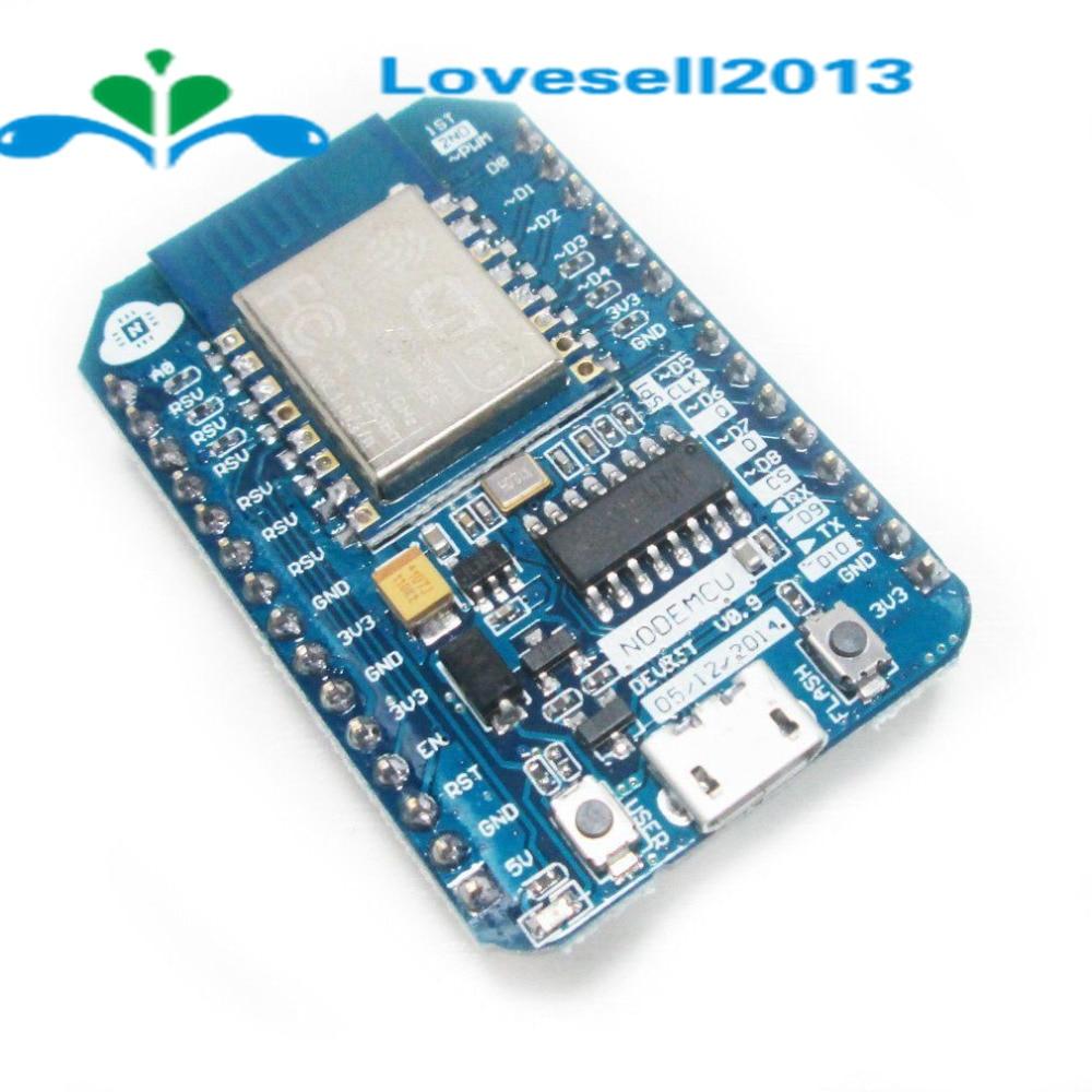 USB CH340 NodeMcu Lua Wireless Module WIFI Connector Internet Of Things (IOT) Development Board Based ESP8266