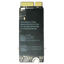 "BCM94331CSAX tarjeta WiFi Bluetooth BT para Retina Pro Tarjeta de aeropuerto 15 ""A1398 MC975 MC976 13"" A1425 MD212 MD213 ordenador portátil"