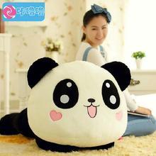 20/30/45cm kawaii Panda oreiller mignon jouets en peluche peluche jouet en peluche traversin oreiller poupée meilleurs cadeaux pour les enfants et les filles