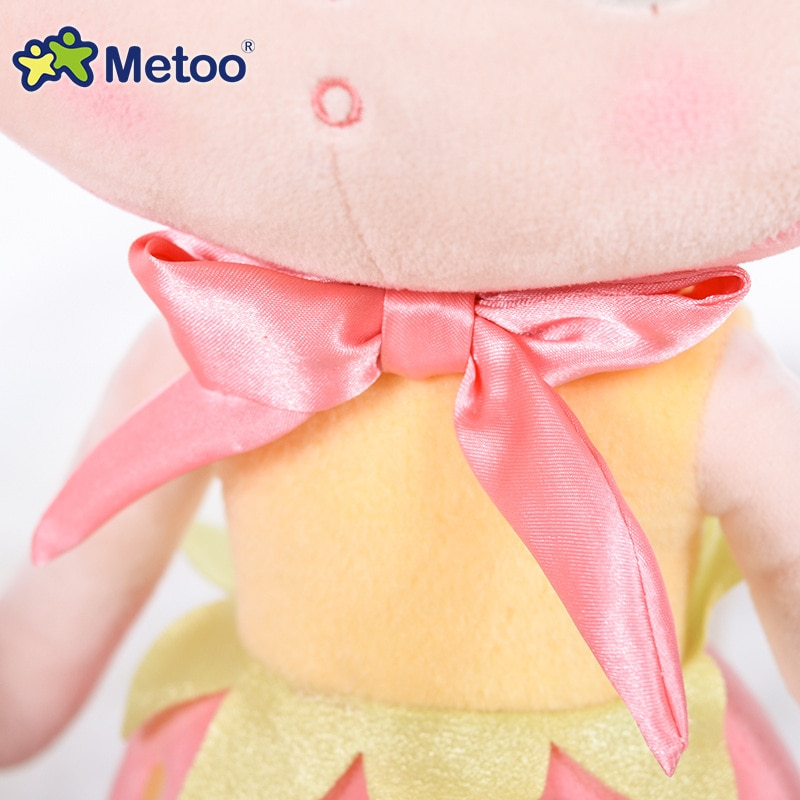 22cm New Metoo Doll Cartoon Stuffed Animals Angela Plush Cute Toys Sleeping Dolls for Children Soft Toy Birthday Gifts Kids Gift  - buy with discount