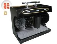 Shoe Polishing Equipment machine automatic induction with brush shoes machin NEW GOOD 90W