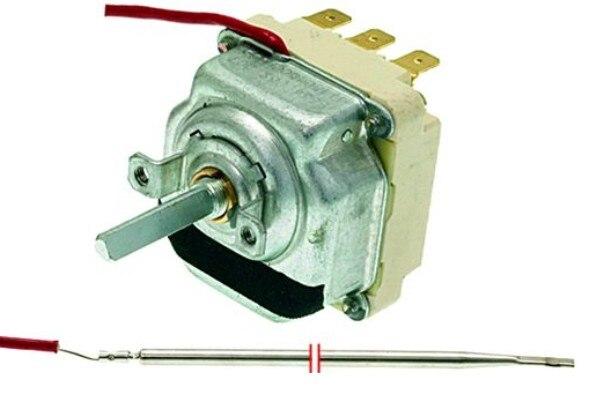 ZANUSSI tres fase termostato 105-185DEG 054931, 051361 de 004925 EGO 5534039807