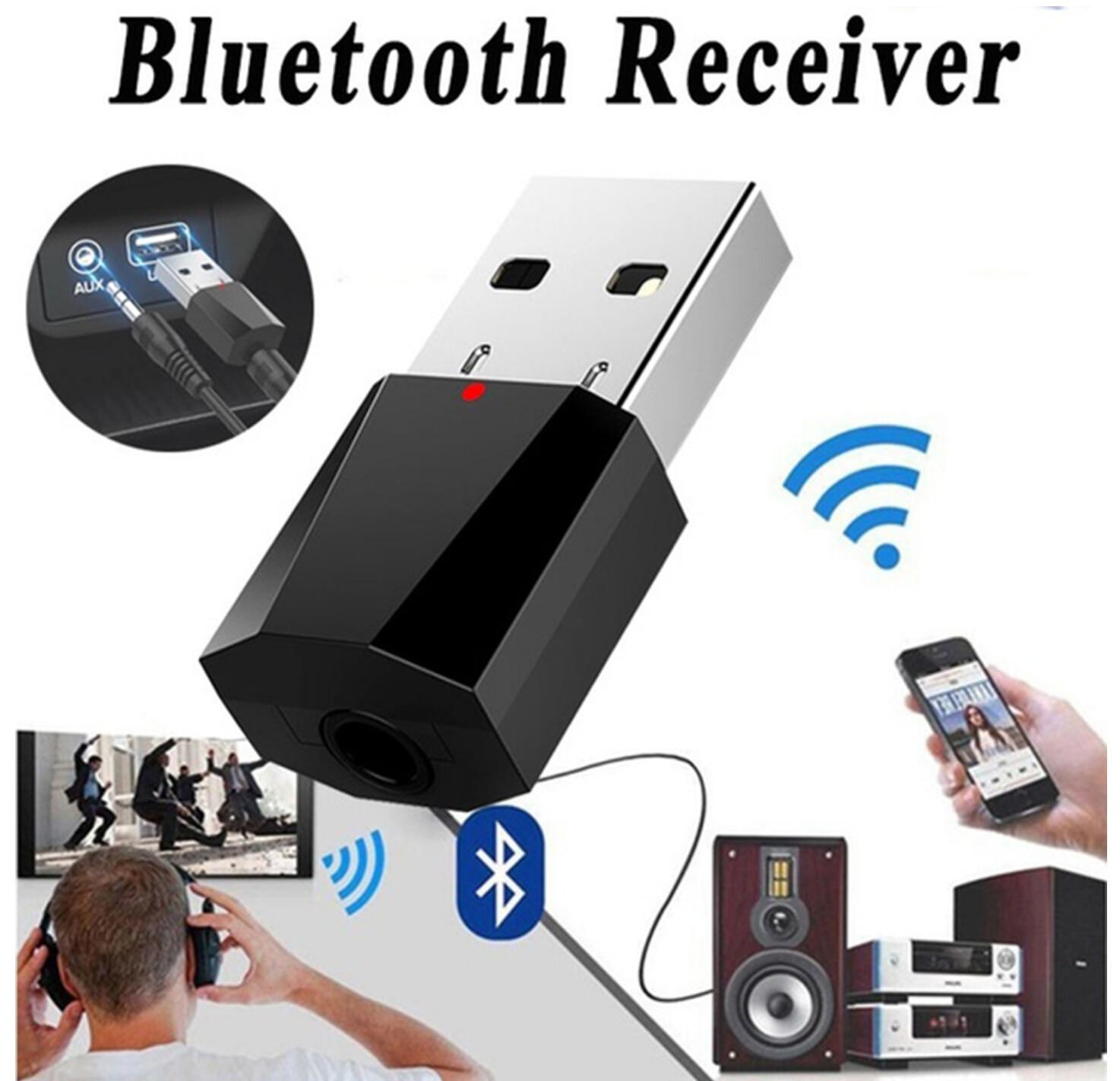 2019 inalámbrico USB AUX Mini receptor Bluetooth para INFINITI EX FX JX QX X25 EX35 FX G25 G35 G37 ESQ QX50 QX60 QX70 QX80 Q50 Q60