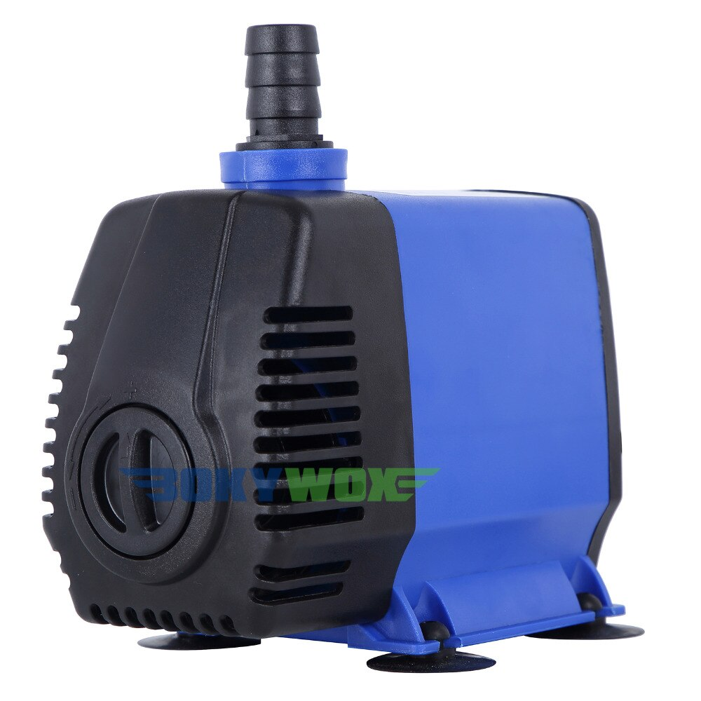110V Submersible Water Pump 1717GPH,85W Pond Aquarium Fountain Fish Tank Fall Hydroponic
