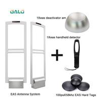 eas anti theft device shop supermarket anti-theft EAS gate alarm security system