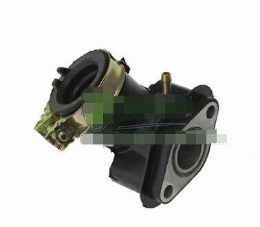 STARPAD para ciclomotor de motocicleta para GY6 48cc 50 80, interfaces de admisión de carburador, piezas de goma para scooter