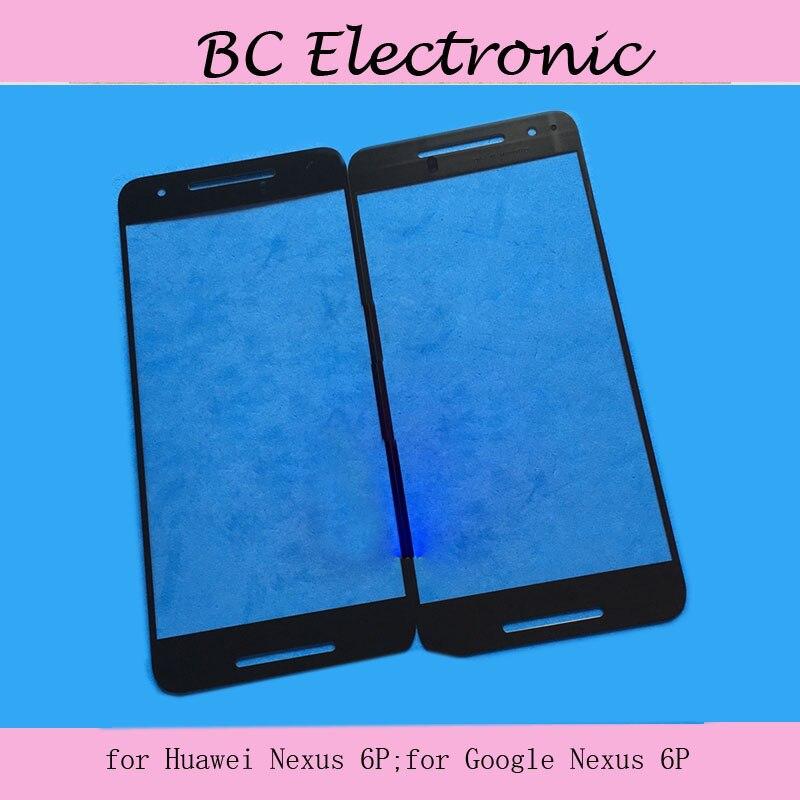 Para Huawei Google Nexus 6 P 6 P lente de vidrio exterior...