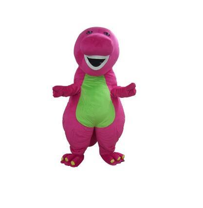 حار بيع ديناصور بارني الكبار التميمة ديناصور بارني زي التميمة التنين زي التميمة