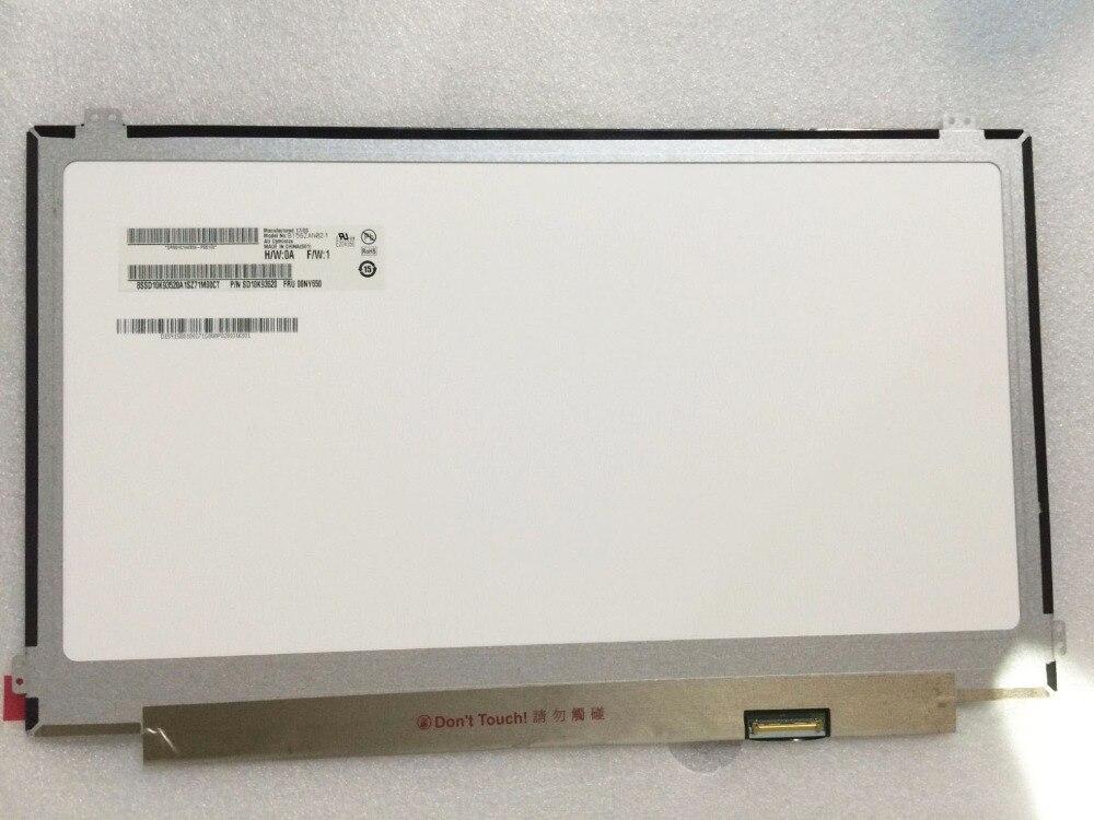 "Matriz para 15,6 ""4 K UHD 3840X2160 pantalla LCD 3840x2160 EDP 40PIN FRU 00NY650 P/N SD10K93520 portátil Panel Replacement"