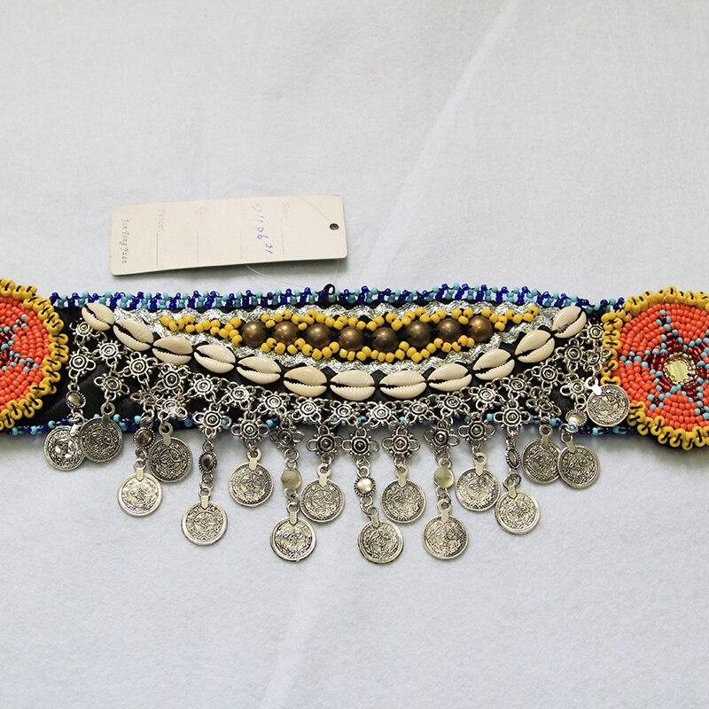 Handgemachte Tribal Style Tanzen Zubehör Headwear Schmuck Erwachsenen Frauen der Traditionellen Tanz Leistung Schmuck Headwear ATS01106