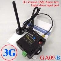 Systeme dalarme anti-intrusion 3G et GSM  8 canaux  Mini GSM 2017  pour maison intelligente  nouvelle version GA09-B