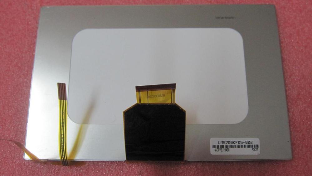 Original 7 inch LCD screen LMS700KF01-002LMS700KF05-06-07 slim