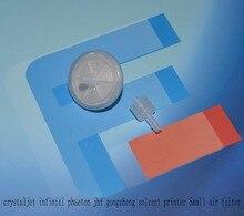 Cristaljet/infiniti/phaeton/jhf/gongzheng imprimante à solvant petit filtre à air