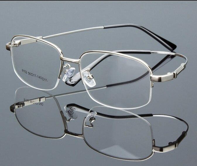 Men's memory alloy finished myopia glasses Nearsighted Glasses prescription glasses for men eyewear