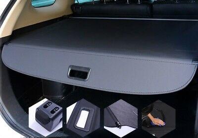 Trunk Shade Black Cargo Cover For Mitsubishi Outlander 2007 - 2012
