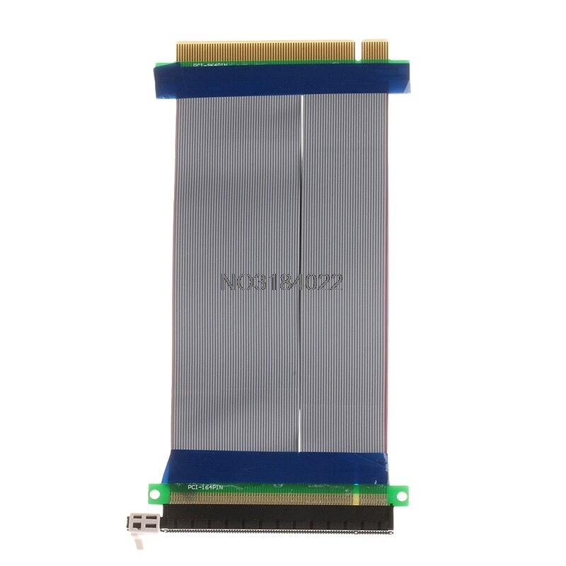 Гибкий кабель для адаптера PCIe 16X PCI Express PCI-E 16X to 16X