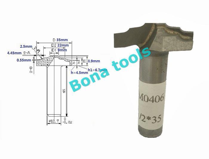 Usine prix tige 1/2-inch porte de placard menuiserie dentelle cutter machine gravure cutter CNC routeur bois panneau bits