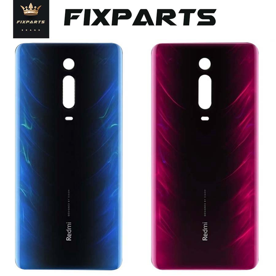 New for Xiaomi Redmi K20 Back Cover Metal Case Xiaomi Redmi K20 Pro Back Battery Cover Housing Replacement Parts Redmi Mi 9T Pro недорого