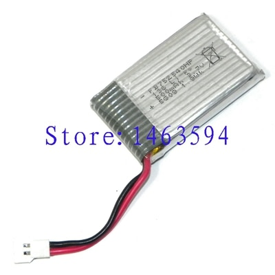 Syma X5S X5SC X5SW RC Quadcopter Helicopter spare parts Li-po battery
