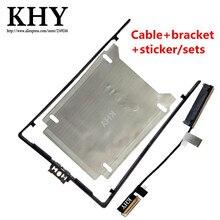 Nowy oryginalny kabel SATA HDD/SSD uchwyt W/kabel naklejki dla ThinkPad X270 A275 FRU 01HW968 01LV789 SC10P93586