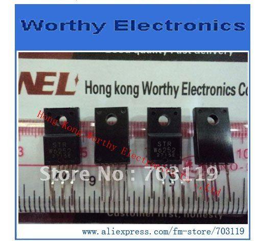 10 PCS/LOT STRW6252 TO220F-6 TO220F-6